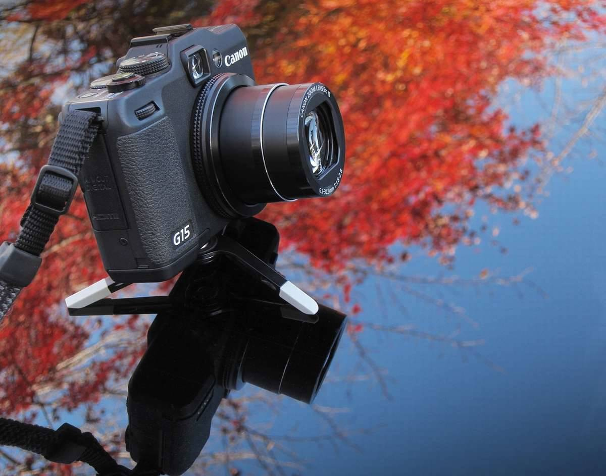今までで最も多く撮影した被写体はカメラだった…というボヤき。