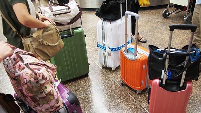 バリ島空港での時間