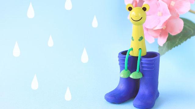 バリ島の雨期について