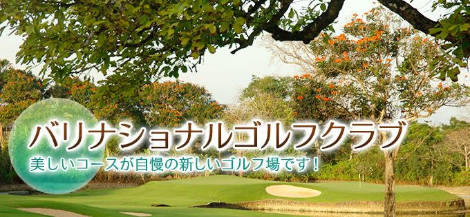 バリナショナルゴルフ