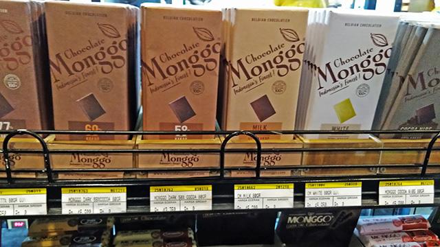 モンゴチョコレート