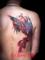 鳳凰の刺青・タトゥーデザイン 画像
