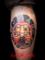 達磨 ダルマのタトゥーデザイン 刺青