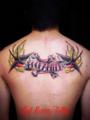 ツバメのタトゥーデザイン swallow tattoo