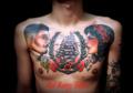 タトゥーデザイン アメリカントラディショナル トラッド