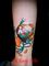 打ち出の小槌 縁起物 刺青 タトゥーデザイン japanese lucky tattoo