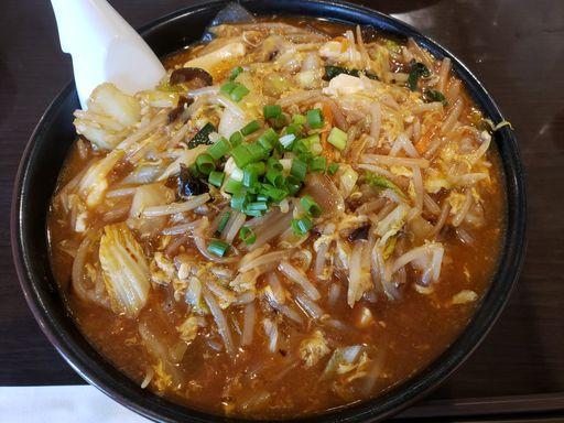 中目黒 幸楽 酸辣湯麺