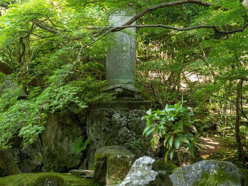 蓬莱山(蓮華寺)