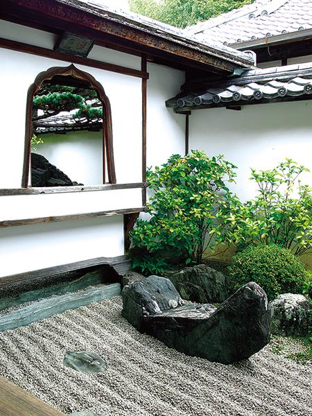 大仙院の亀石・船石