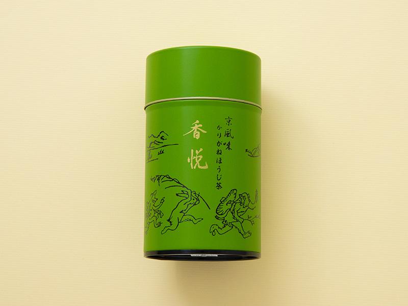 柳桜園茶舗のかりがねほうじ茶 香悦