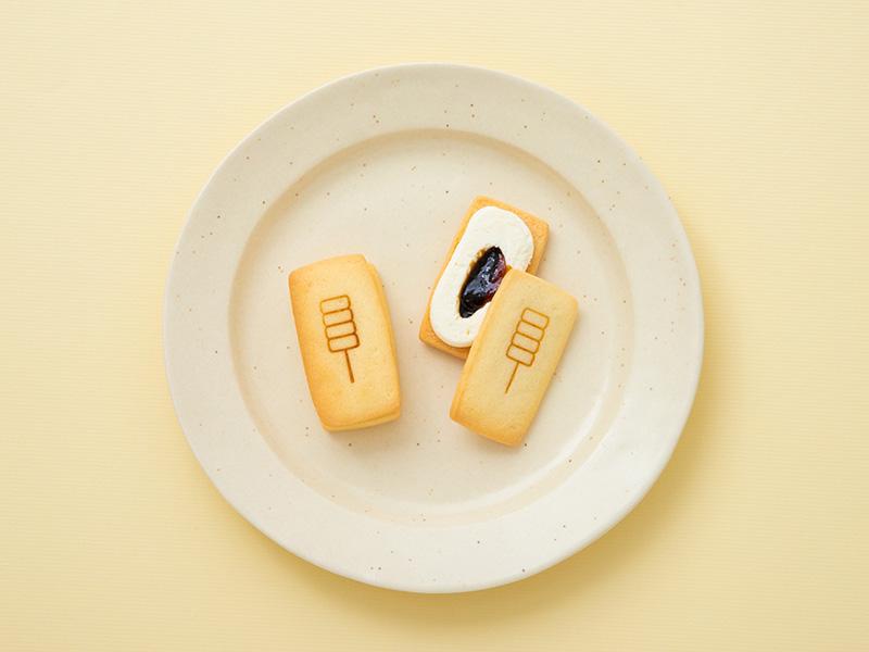 梅園 oyatsuのみたらしバターサンド