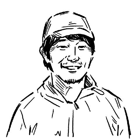 東 岳志(あずま たけし)