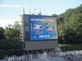 町田市立陸上競技場映像装置
