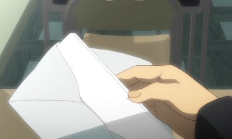 そだちロスト・手紙