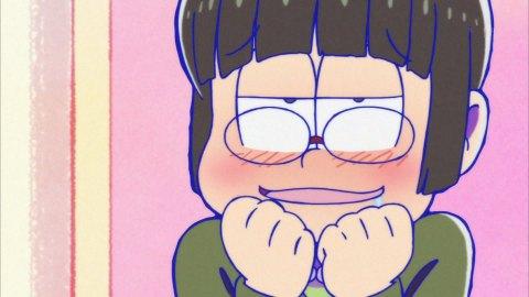 おそ松さん18話 チョロ子 じょし松さん