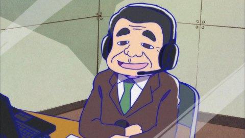 おそ松さん18話 実況