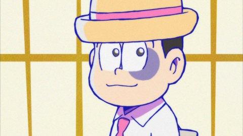 おそ松さん24話 トド松