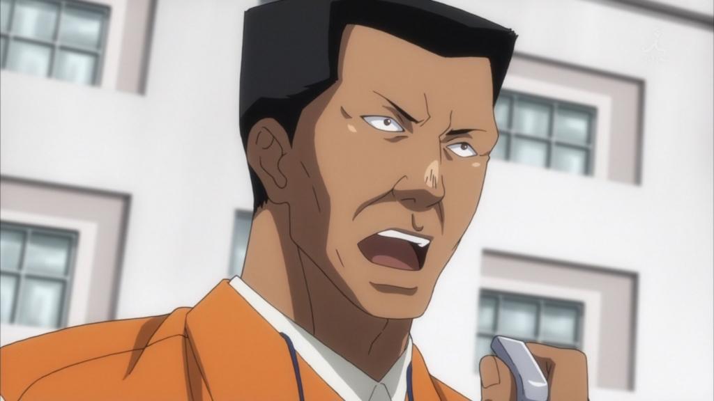 アニメ 坂本ですが? 角田先生