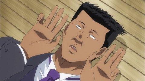 坂本ですが 最終回 角田先生