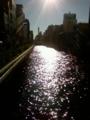 [大川][大阪]水辺