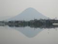 飯野山(讃岐富士)四国 香川県丸亀市