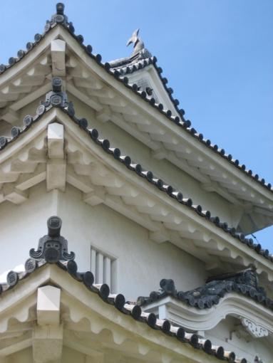 丸亀城 甍