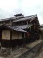 [京都][民家][納屋]町家ばかりが京都じゃないです。