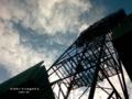 [京都][天神][風景][川面][しだれ桜][円山][東山魁夷]孤高の塔