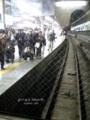 [Jr][寝台列車][銀河][ラストラン][急行][鉄][撮鉄][鉄子]檻の中の撮鉄