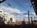 [甍][空][岸辺][塀][吉志部]阪急 正雀工場