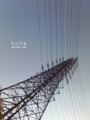 [鉄][Fe][空][欅][竹林][緑地][豊中]鉄塔