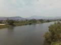 今日の桂川