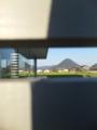 讃岐富士 借景
