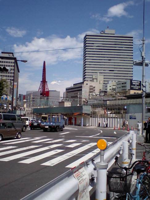 [JR][大阪駅]
