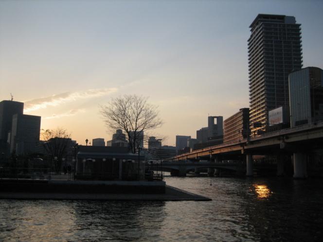 [大阪][堂島][大川]