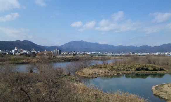[桂川][京都]