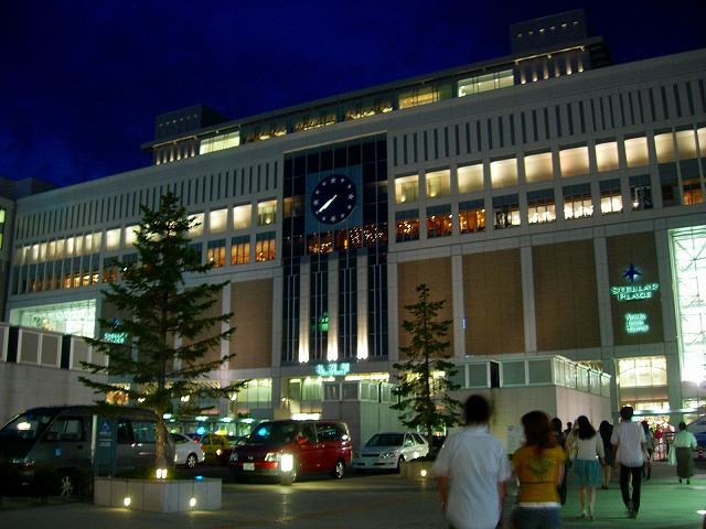 JRタワー 札幌ステラプレイス 北海道 札幌