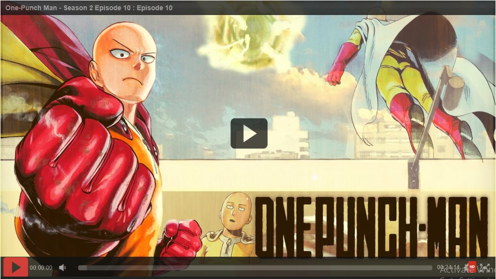 One-Punch Man Season 2 Episode 10 Full Episode - bayubgi's blog
