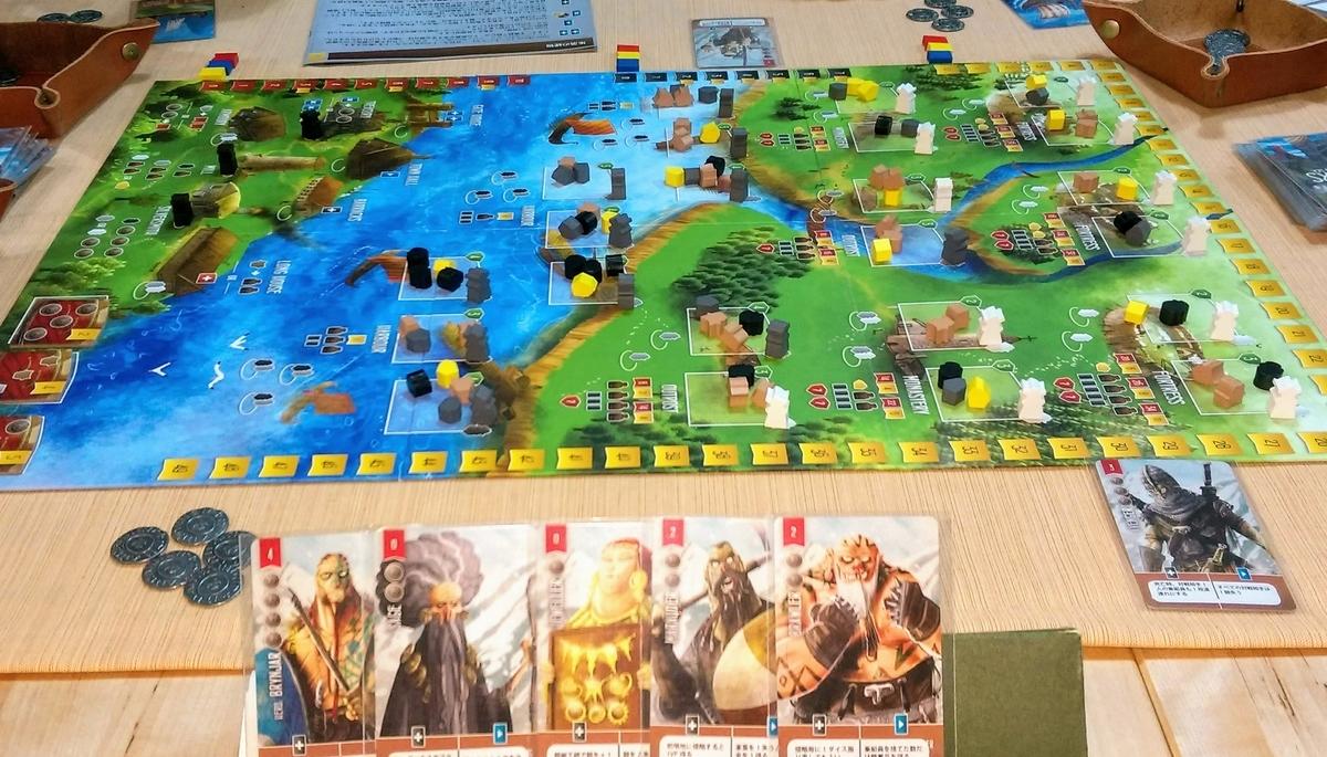 海賊団を組織して村を襲撃だ!レイダース!