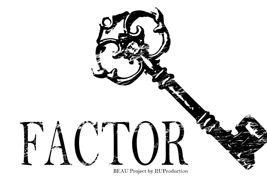 FACTOR.logo