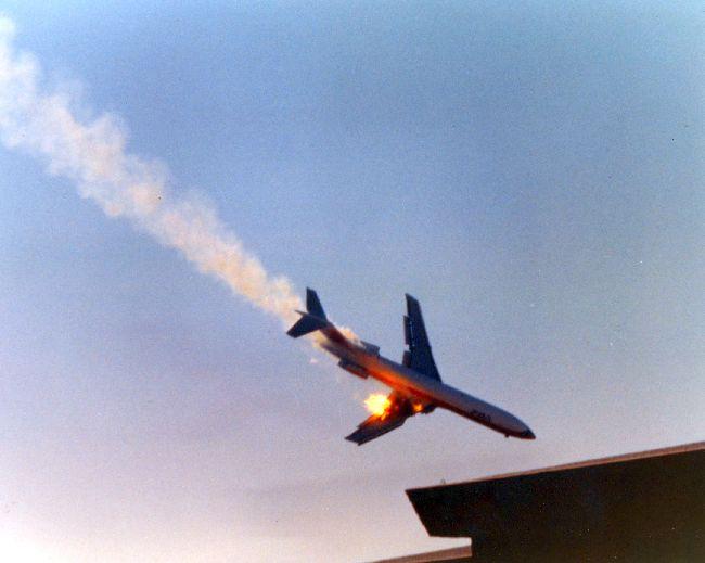 パシフィック・サウスウエスト航空182便墜落事故