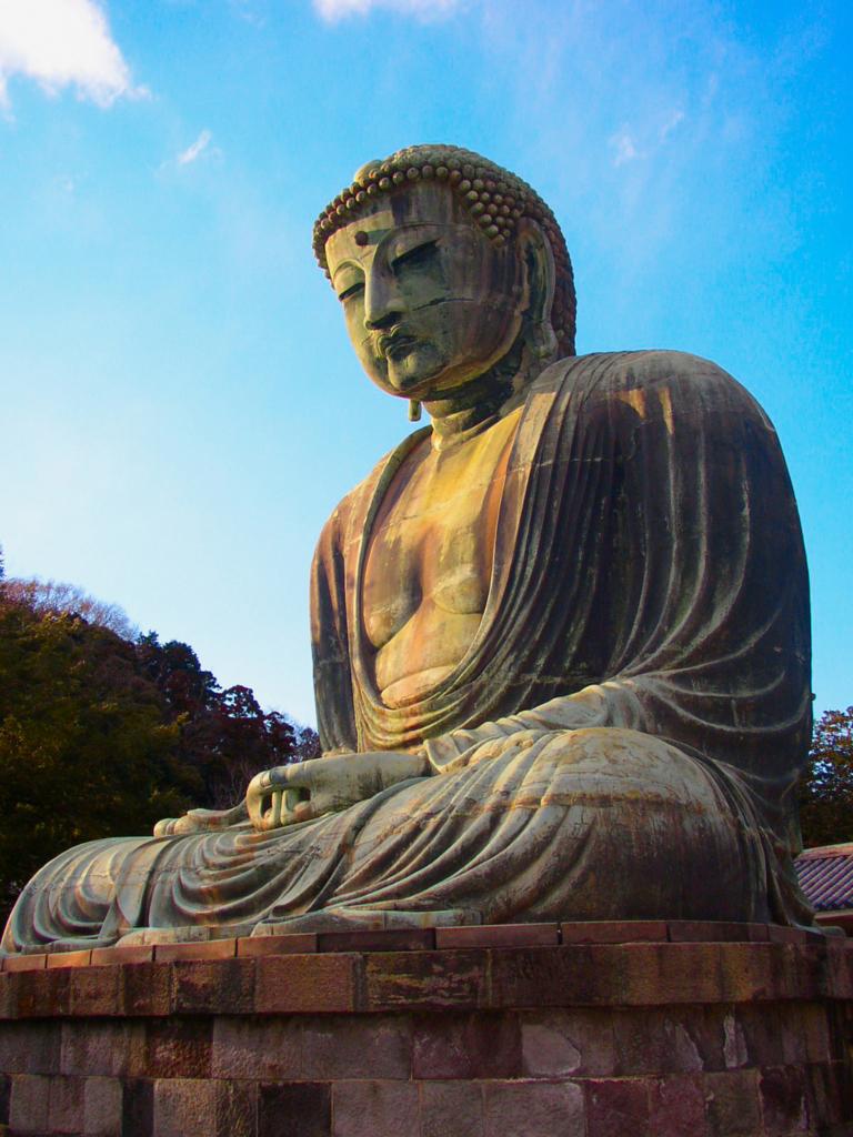 鎌倉の大仏-阿弥陀如来