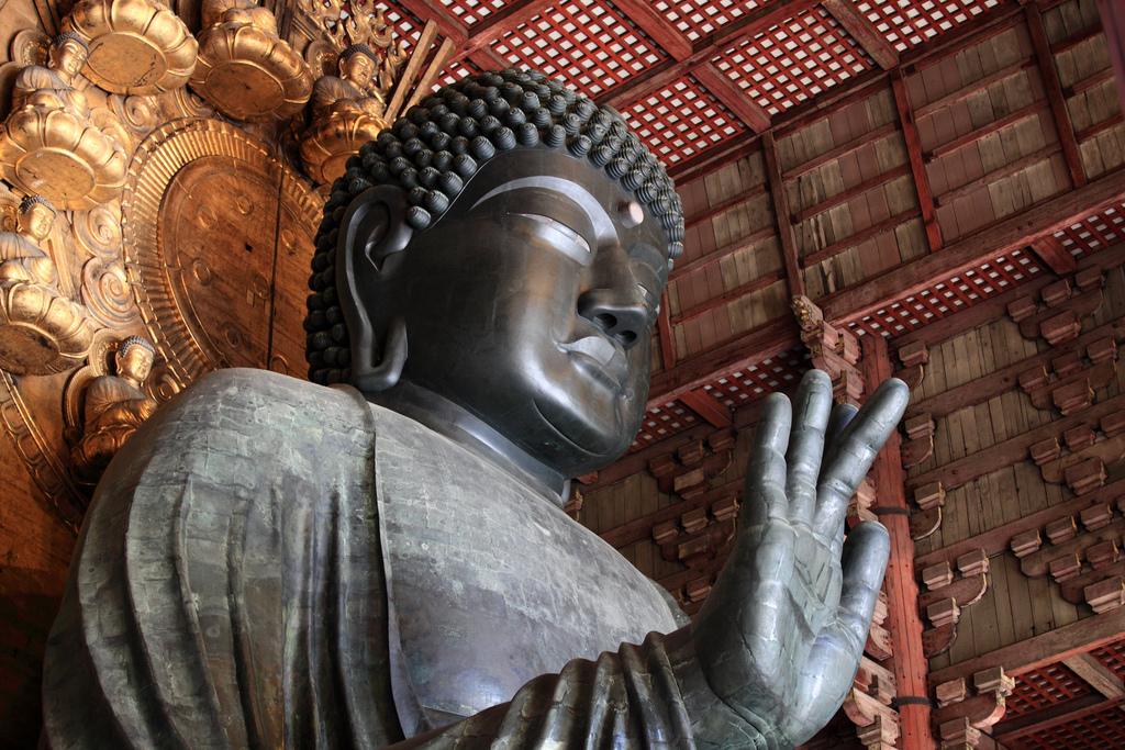 東大寺 毘盧遮那仏(びるしゃなぶつ)奈良の大仏