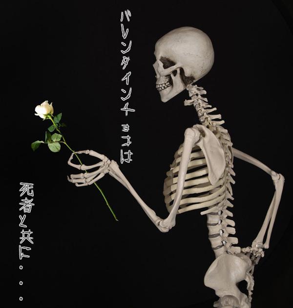 バレンタインチョコは死者と共に・・・恐怖のバレンタインデー
