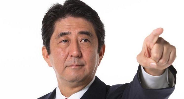 自由民主党安倍晋三内閣総理大臣