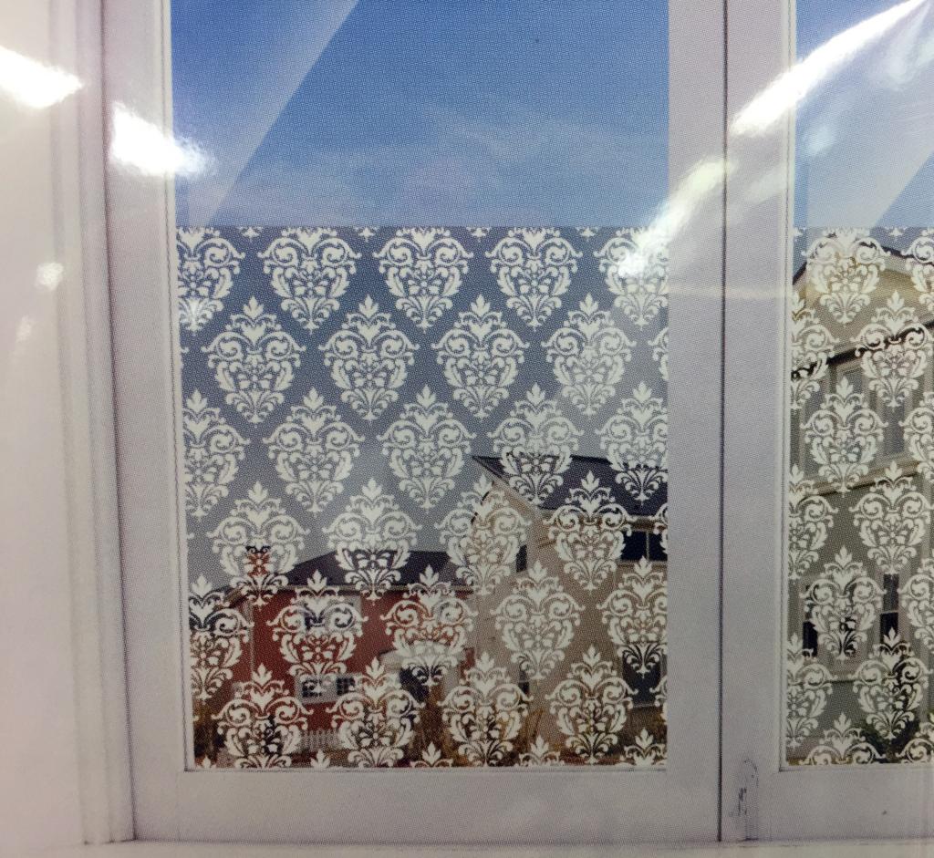 おしゃれな窓ガラス用目隠しフィルム・シート