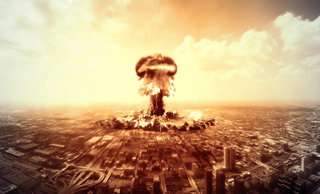 市街地への核兵器使用