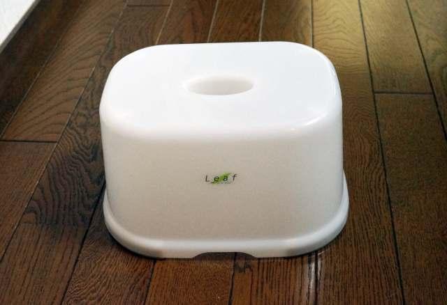 お風呂用の椅子を超意外なトイレでアレに活用!?