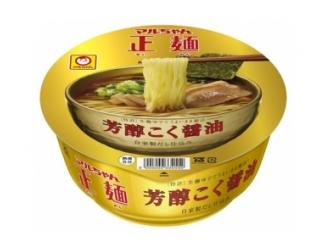 マルちゃん正麺 芳醇こく醤油4