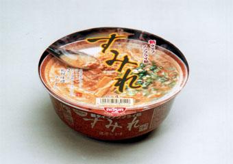 日清食品 すみれ 札幌濃厚味噌